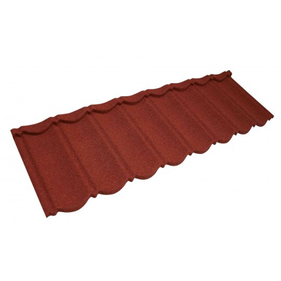 Pantile red